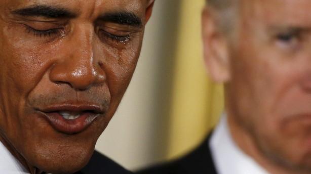 Våbenlobbyister blæser til kamp mod Obamas stramninger
