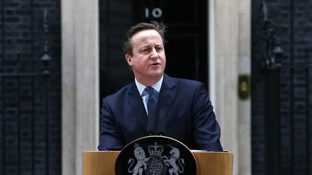 David Cameron: Brexit-afstemning bliver 23. juni
