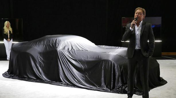 Dansk designer præsenterer sin Tesla-konkurrent i 2018
