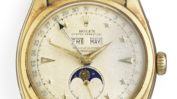 Danmarkshistoriens dyreste ur er solgt