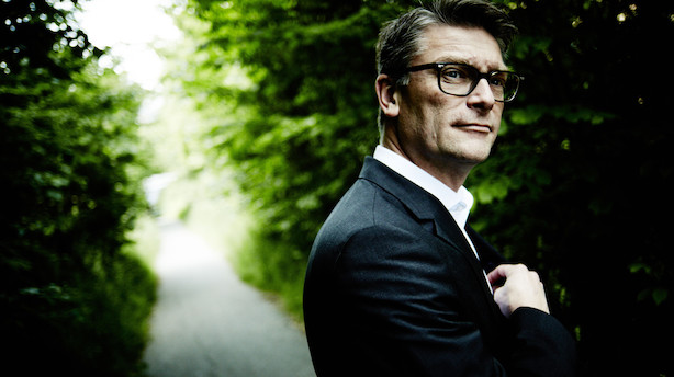 Hartmann-topchef død i cykelulykke