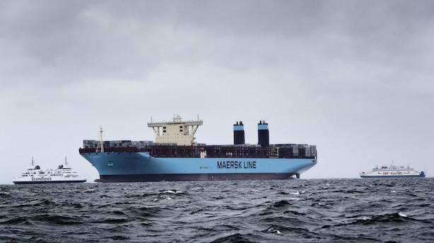 Dansk reaktion på global handelskrig: C25 åbner med et fald på 1,2 pct