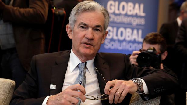 Obligationer: Renterne bakker før rentemøde i Federal Reserve