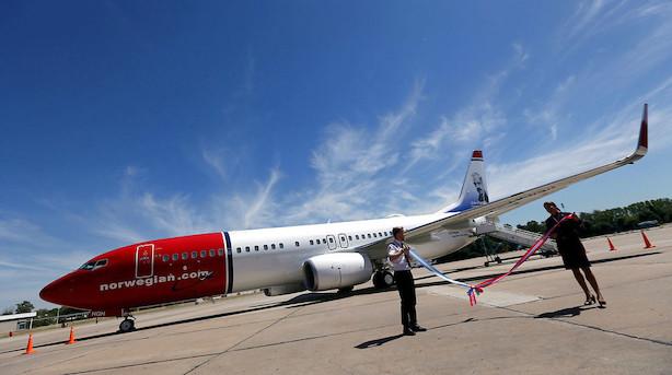 Norwegian lander overraskende godt i andet kvartal