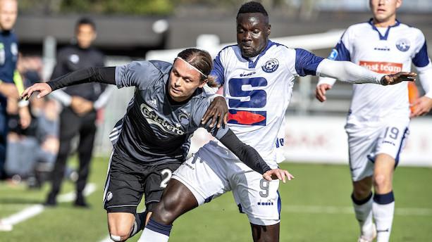 Vendsyssel slår FCK efter sensationelt comeback
