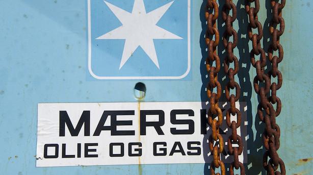 Maersk Drilling får forlænget aftale for rig i Norge