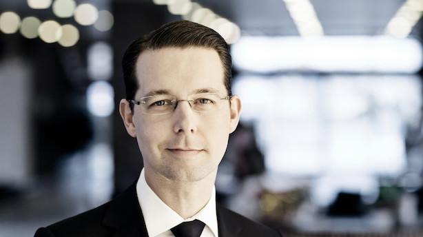"""Ekspert om dumpet Danske Bank-topchef : """"Danske Bank må være meget overraskede"""""""