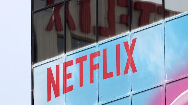 Forlag sagsøger Netflix for trecifret millionbeløb