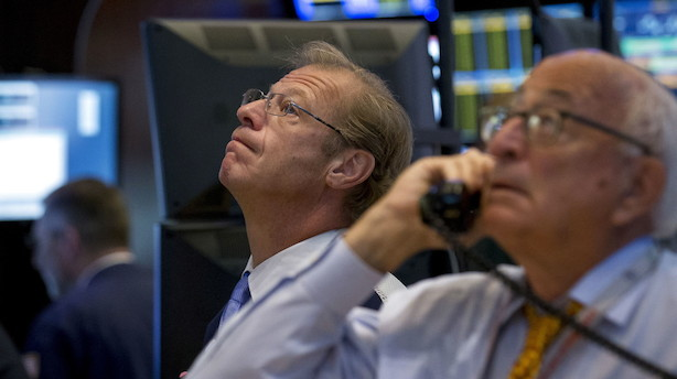 Aktier: USA tilbage på sporet - Apple trækker for
