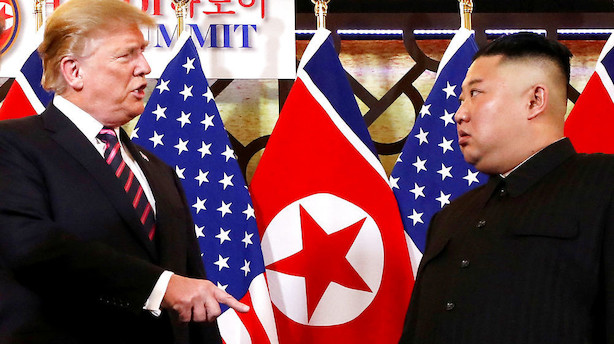 Kim Jong-un: Trumps ultimative krav ødelagde atomtopmøde