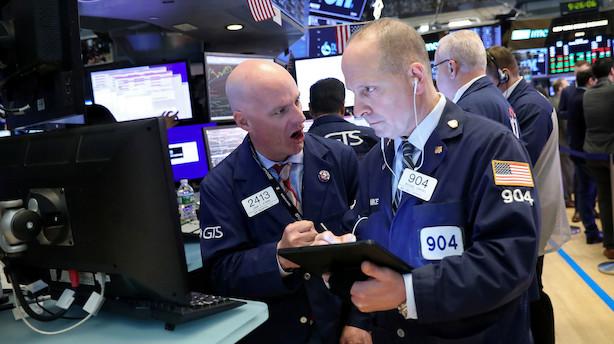 Aktieluk i USA: S&P 500 og Nasdaq i rekord