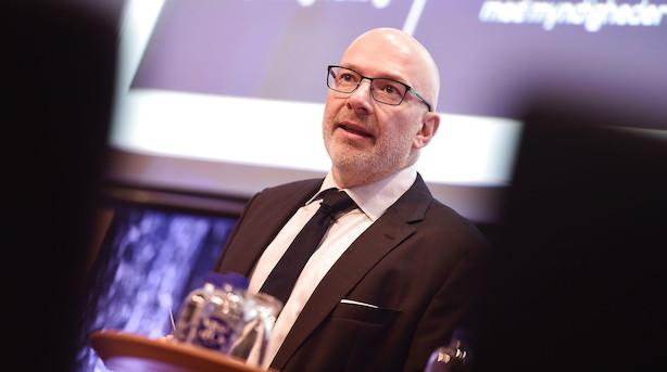 Jesper Nielsen vil ikke udtale sig om egen fyring - henviser til Danske Bank