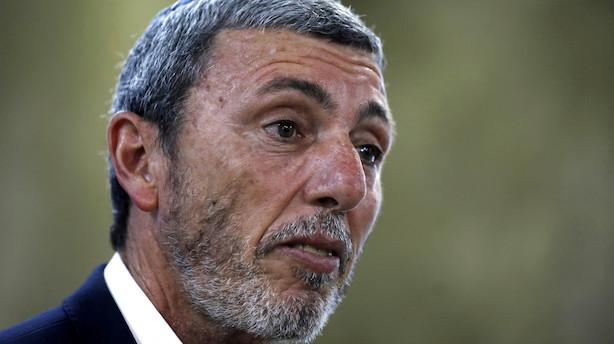 Israelsk minister taler for behandling af homoseksuelle