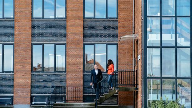 Nyt kontorhotel åbner i Gladsaxe