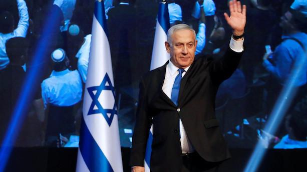 Netanyahu: Israel har brug for en stærk zionistisk regering