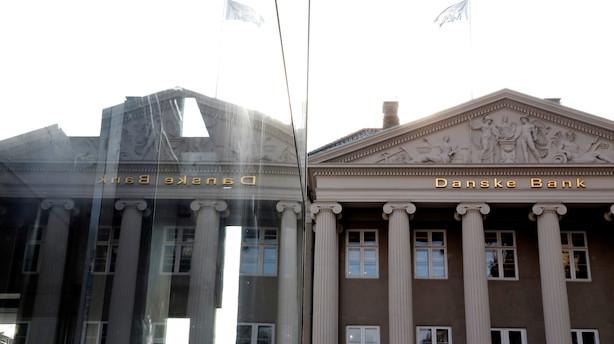 Resultatet halveret i udfordret afdeling: Nu nedlægger Danske Bank 50 stillinger