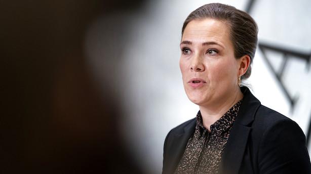 Social- og indenrigsminister sender beklagelse til alle partier