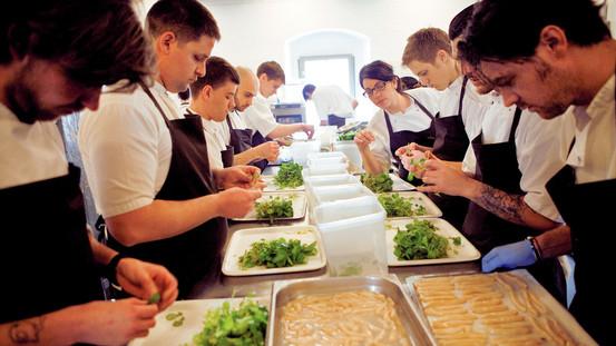 Noma: Juvelen i den gastronomiske krone