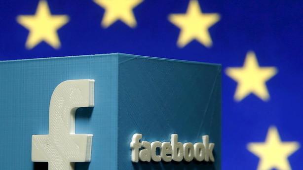 EU k�mper for at lande vigtig aftale om persondata