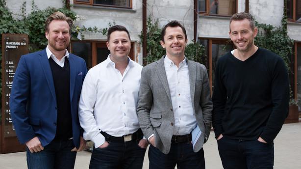 Spotify-investor smider millioner efter dansk it-komet