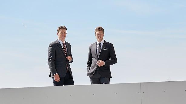 """Danske brødres """"tyskermetoder"""" giver massiv vækst"""