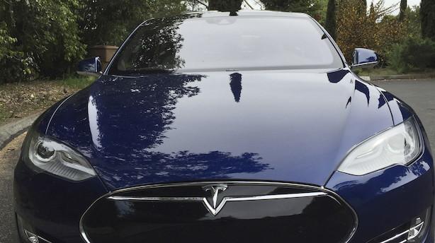 Teknisk analyse: Tesla er en faldende kniv