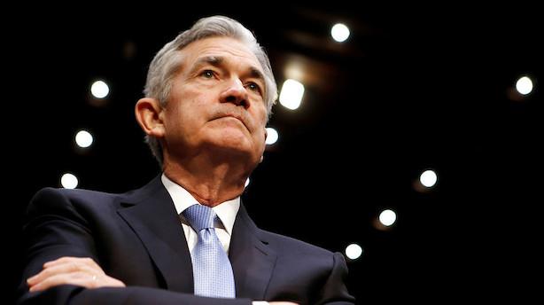 """Stort opgør ulmer i Fed: """"De er enormt bekymrede for den næste krise"""""""