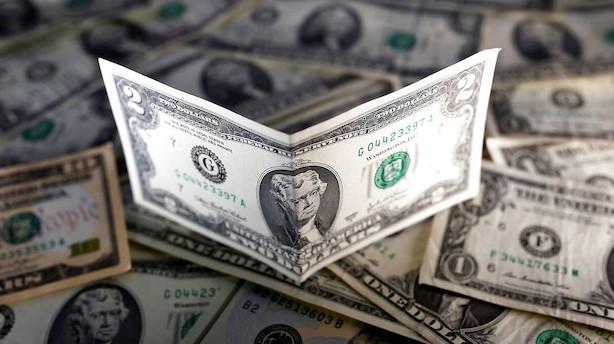 Valuta: Høj rente puste nyt liv i dollarstyrkelse
