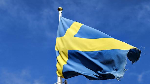 Svag stigning for den svenske krone: Økonom melder om risiko for tilbagefald