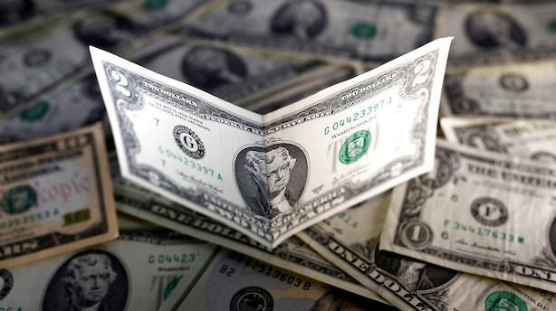 Valuta: Signaler om flere rentehop løfter dollar
