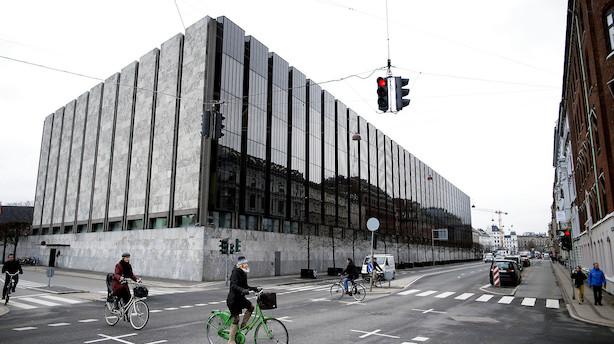 Nationalbanken må forlade sit ikoniske hovedsæde