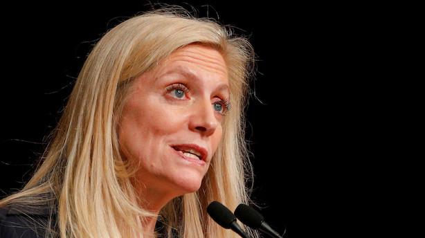 Fed-chef fokuserer på at få løftet inflationen - men ingen rentesænkning