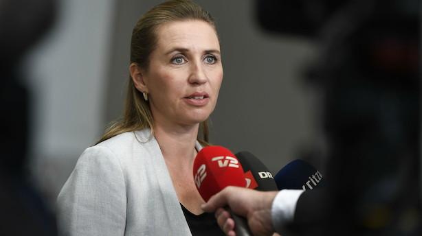 Mette F. forhandler om det grønne: Ulighed må ikke stige