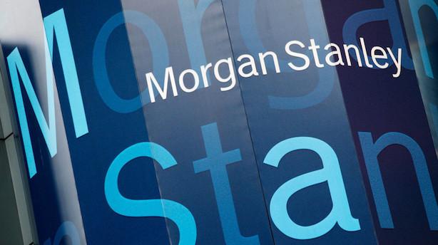Morgan Stanleys overskud vokser mere end ventet