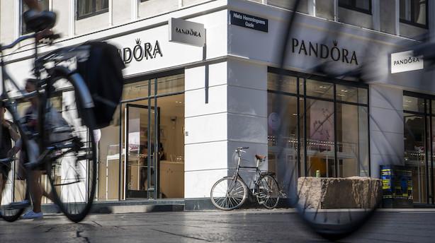 Pandora i kæmpe kursspring efter ny anbefaling fra Carnegie