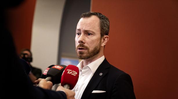 Ellemann efter afklapsning af Jensen: Vores økonomiske politik står i vores finanslovforslag