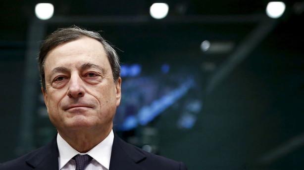 Valuta: Dollar styrket efter ECB har lagt dæmper på markedsuro
