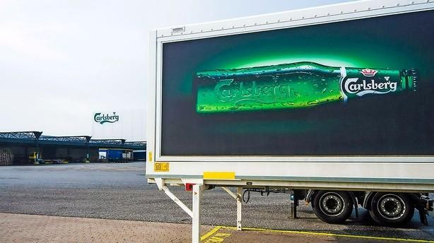 Carlsberg: Finanshuse justerer kursmål på stribe