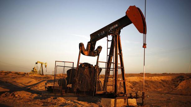 Olieprisen tager markant hop