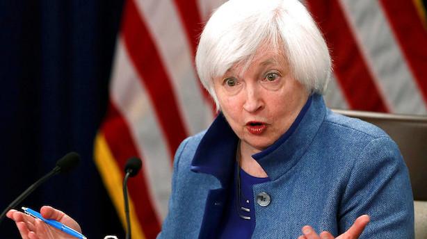 Analytikere: Trump-usikkerhed gør det svært for centralbanksboss