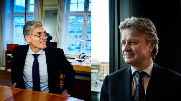 Tæt løb mellem Nordea og Danske Bank: Her er den bedst betalte bankboss