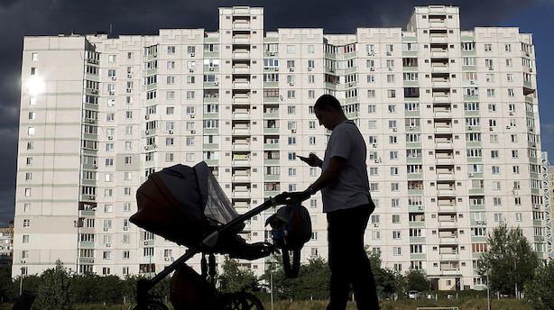 Briterne står over for det længste fald i levestandard der nogensinde er målt