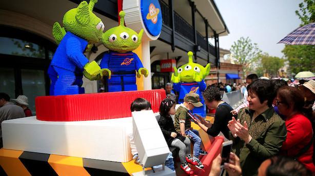 Lego vinder sin første kopisag i Kina