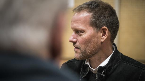 DF-ordfører skyder tilbage på overvismand: