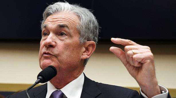 Feds topchef: Ingen røde alarmsignaler i finansmarkedet