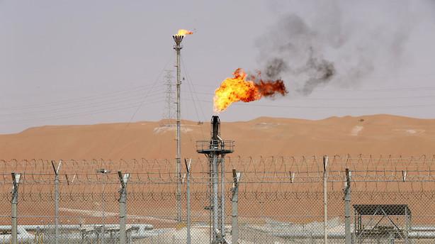 Råvarer: Højere udbud presser olieprisen ind i et bear-marked