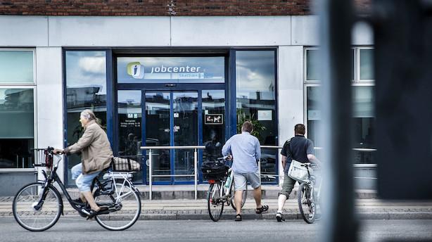 Danmark: Ledigheden uændret i november