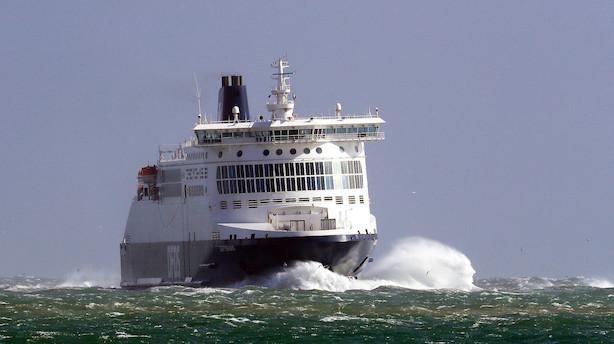 Britisk regering fastholder DFDS' gyldne no deal-kontrakt trods brexit-udsættelse