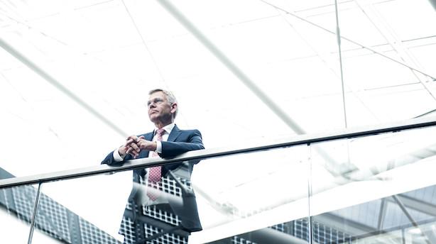 Her er dagsordenen for dagens generalforsamling i Danske Bank: Løn, hvidvask og opsplitning på programmet