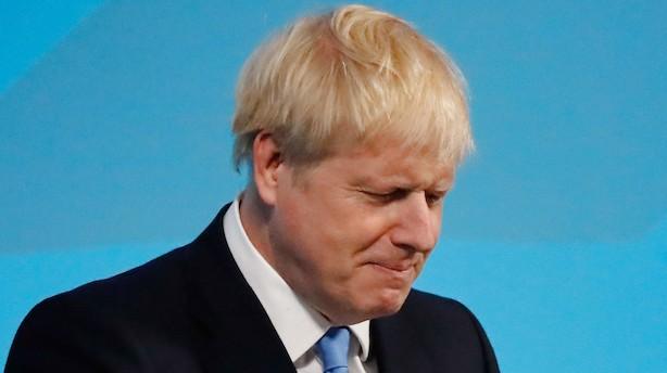 Brexit har bragt Boris Johnson helt til tops efter år i kulissen